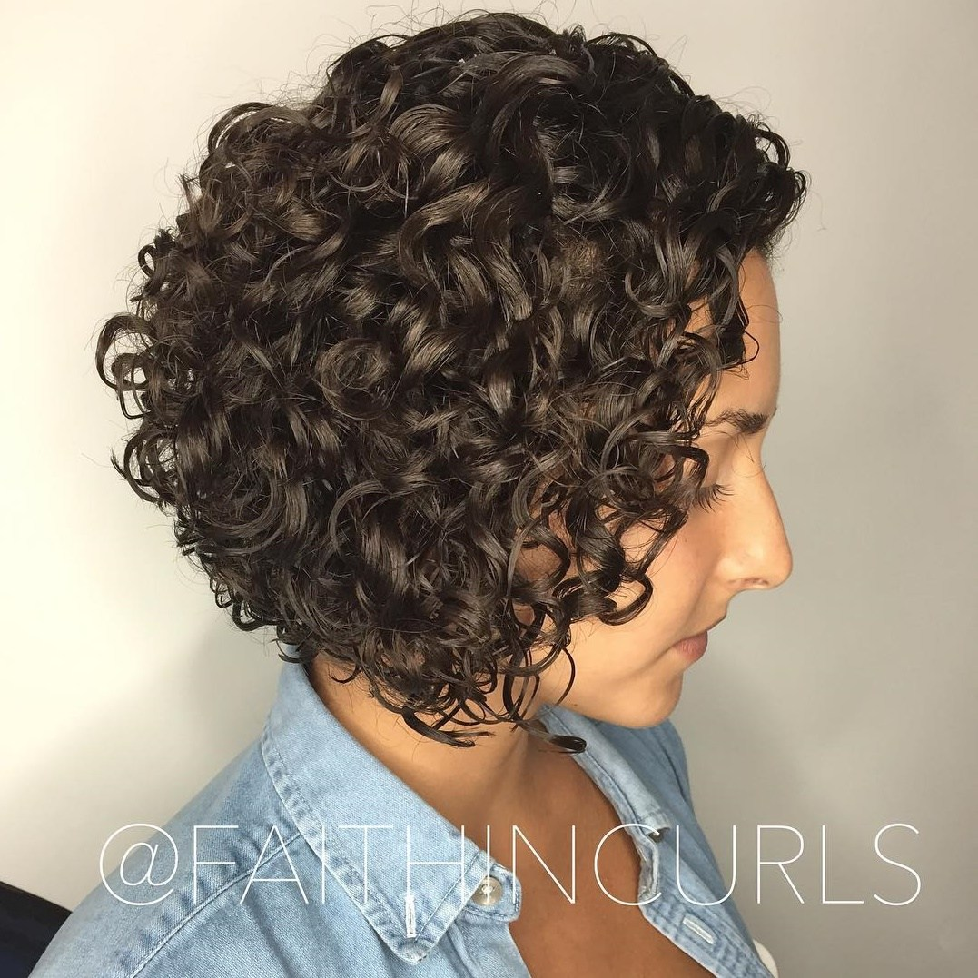 12 Curly Bob Hairstyles for a Really Wonderful Look   Balayage ...
